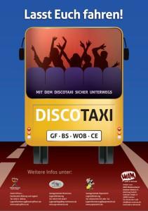 discotaxiplakat