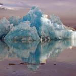 Gletscherlagune
