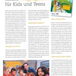 Kinderstadtplan City Magazin