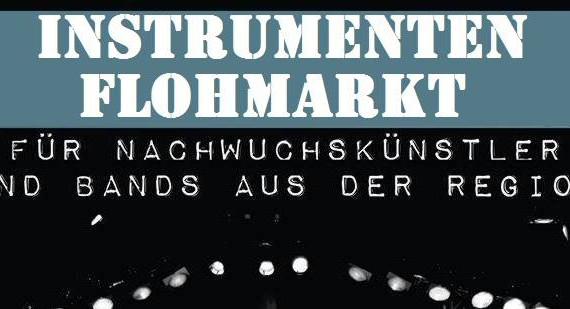 Instrumenten Flohmarkt