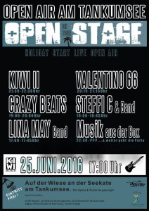 Open Stage on Tour